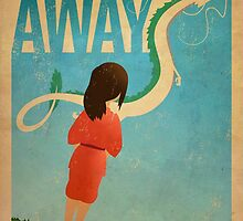 Spirited Away by James Bacon