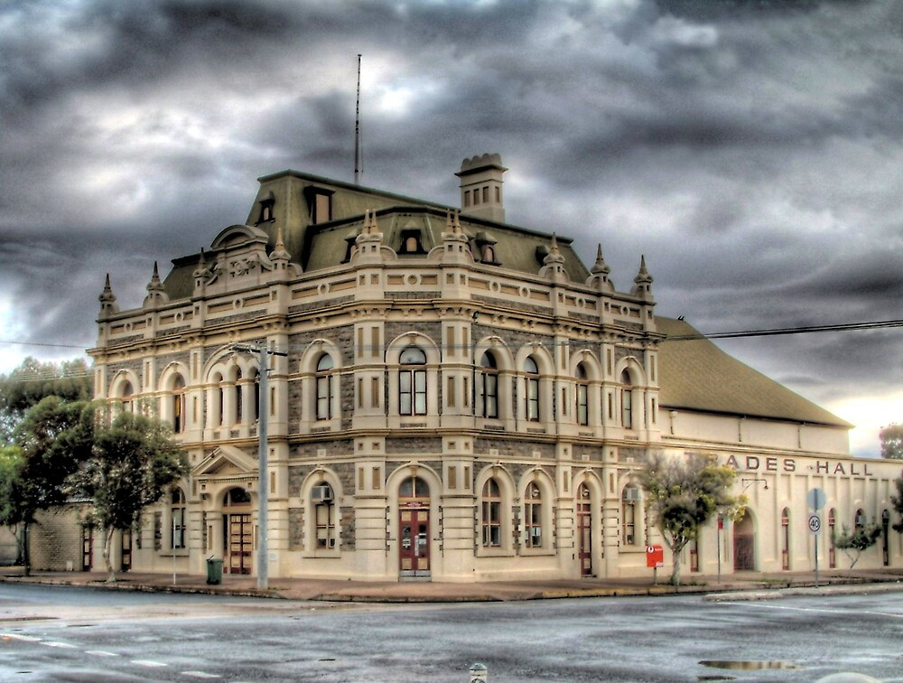 Trades Hall by Rod Wilkinson