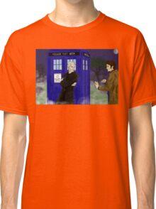 The big bad who? Classic T-Shirt
