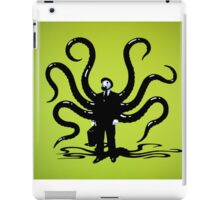 The 8 Arms Of Highly Effective Cthulhu iPad Case/Skin