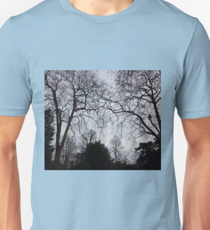 Hyde Park Trees Unisex T-Shirt