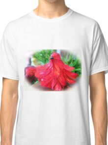 Red Feathers Classic T-Shirt