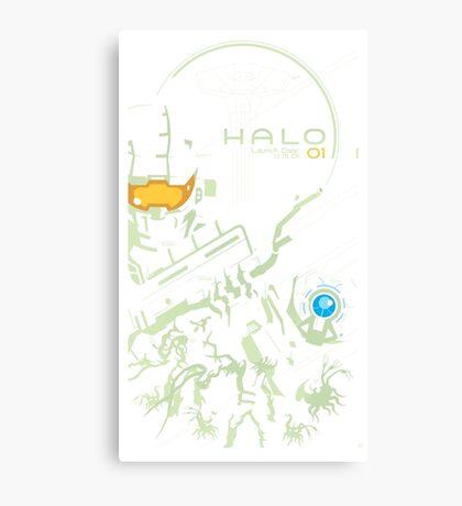 Halo Canvas Print