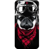 Adventurer Pug iPhone Case/Skin