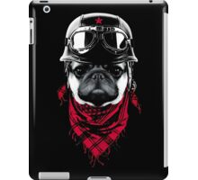 Adventurer Pug iPad Case/Skin