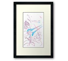 Halo 2 Framed Print