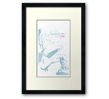 Halo 3 Framed Print