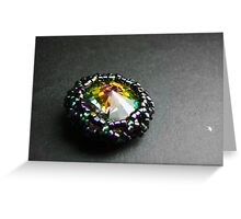 Coloured Light Greeting Card