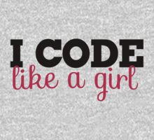 I CODE like a girl by Boogiemonst