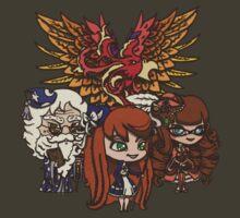 Team Rhiabelle by Glyph-Quest