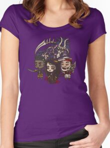 Team Gabrianna Women's Fitted Scoop T-Shirt