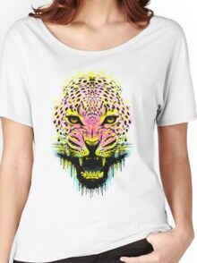 The Panther Women's Relaxed Fit T-Shirt