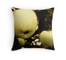 Artistic Apples Throw Pillow