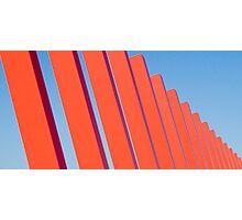 Orange ... Photographic Print