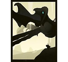 Shadow of the Colossus - Phalanx Photographic Print
