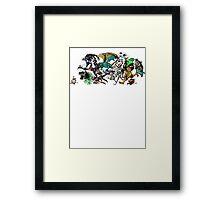 Kill the Teemo Framed Print