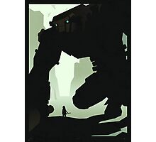 Shadow of the Colossus - Valus Photographic Print