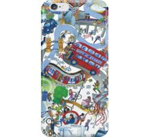 City of Stories iPhone Case/Skin