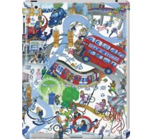 City of Stories iPad Case/Skin