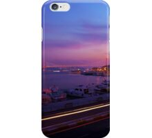 Bosphorus iPhone Case/Skin