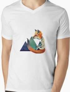 HOMESICK Mens V-Neck T-Shirt
