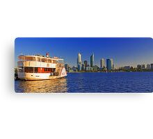 Decoy - Perth Western Australia  Canvas Print