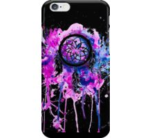 Shaping dreams (Black) iPhone Case/Skin