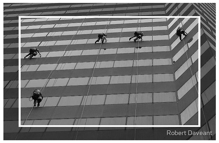 SpiderMen by Robert Daveant