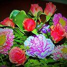 Rose combo delight by ♥⊱ B. Randi Bailey