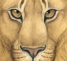 Mata Emas (Eyes of Gold) by Idess