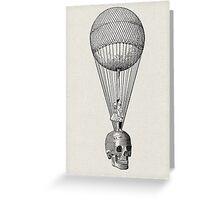 EN LA VIDA COMO EN LA MUERTE (In life as in death) Greeting Card