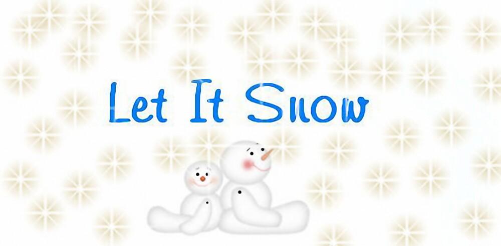 let it snow by brandie