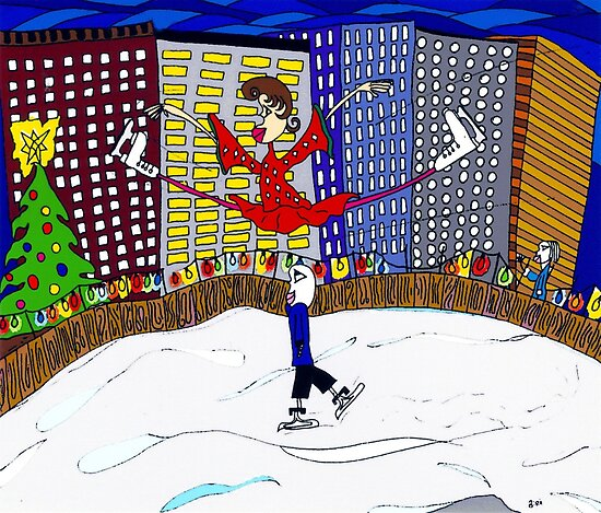 Skating in the city  by Alberto  DeJesus