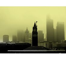 Fog Photographic Print