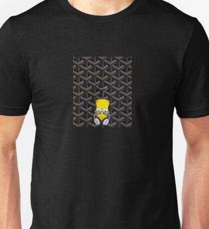 simpson/goyard black/cases iphone/skins Unisex T-Shirt