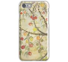 Cherry Hill California Wine Country Lynda Silva iPhone Case/Skin