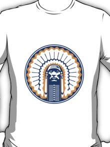 chief illiniwek  T-Shirt