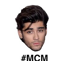 ONE DIRECTION #MCM Zayn Malik by aribear1996