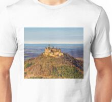 Burg Hohenzollern Castle, South Germany Unisex T-Shirt