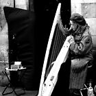 Harpist by Karl187