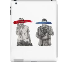 Trevor & Michael iPad Case/Skin