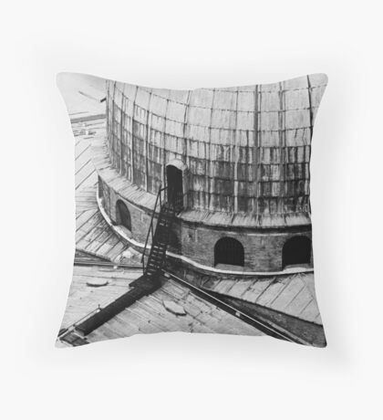 small job Throw Pillow