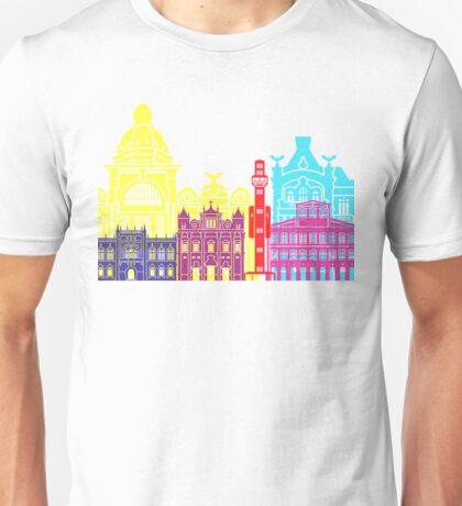 Salvador de Bahia V2 skyline pop Unisex T-Shirt