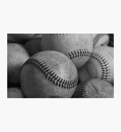 For Love of the Game Photographic Print
