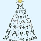 MerryChristmasTree by nefos