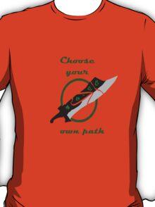 Riven blade T-Shirt