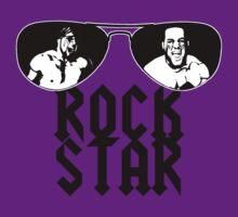 Rockstar Robbie Gilmore by WrestleShirts