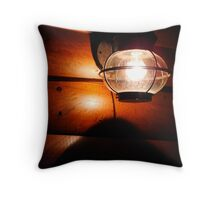 Welcoming Throw Pillow