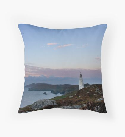 Baltimore Ireland, Beacon Throw Pillow
