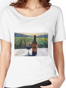 In vino veritas - in the wine there is truth Women's Relaxed Fit T-Shirt